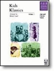 Kids Klassics, Volume 1