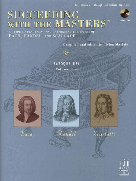 Succeeding with the Masters, Baroque Era, Volume One