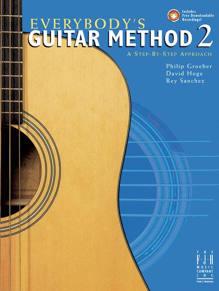 Everybody's Guitar Method, Book 2