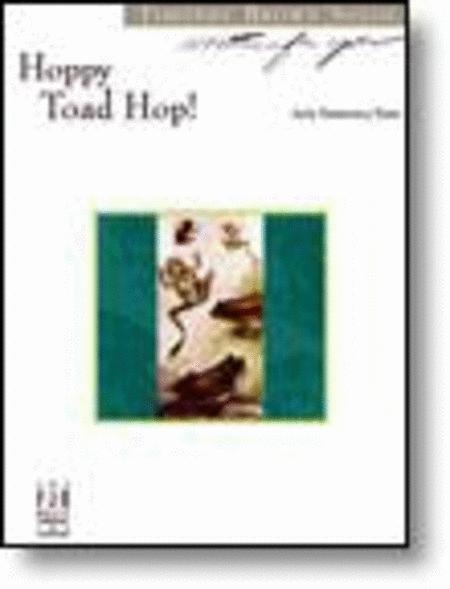 Hoppy Toad Hop!