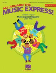 All Aboard the Music Express Vol. 3 - ShowTrax CD