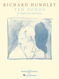 Richard Hundley - Ten Songs
