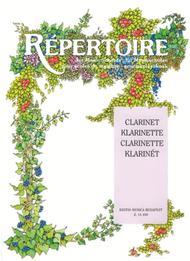 Repertoire for Music Schools - Clarinet