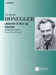 Arthur Honegger - Jeanne d'Arc au bucher