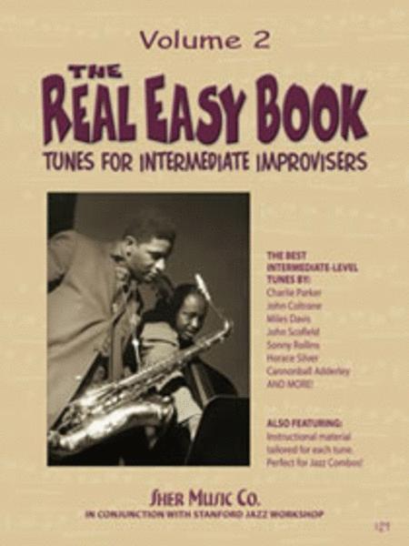 The Real Easy Book - Volume 2 (C Edition)