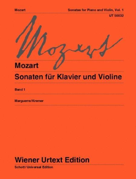 Sonatas for Piano and Violin, Vol. 1