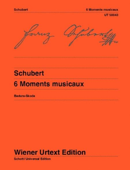 6 Moments Musicaux, Op. 94