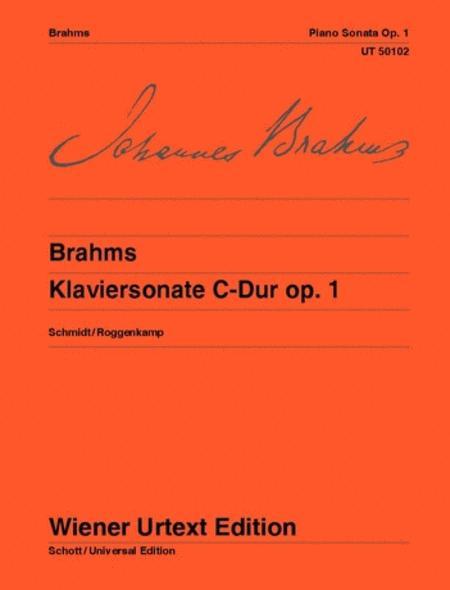 Piano Sonata, Op. 1, C Major