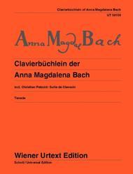 Clavierbuchlein of Anna Magdalena Bach