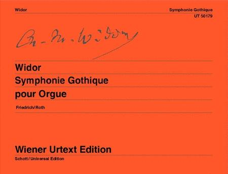 Symphonie Gothique pour orgue, Op. 70