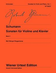 Sonatas for Violin and Piano - Volume 1