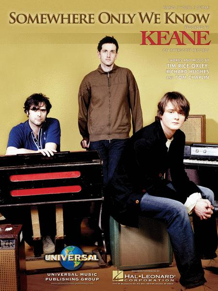 Somewhere Only We Know Sheet Music By Keane - Sheet Music Plus