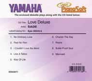 Sade - Love Deluxe - Piano Software