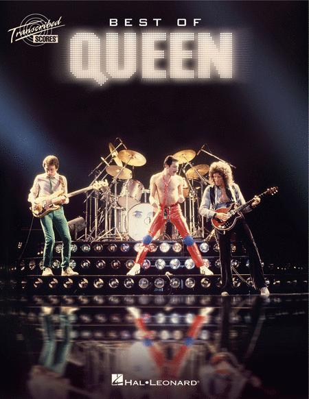 Best of Queen - Transcribed Score