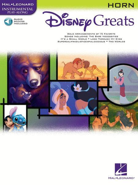 Disney Greats - Horn