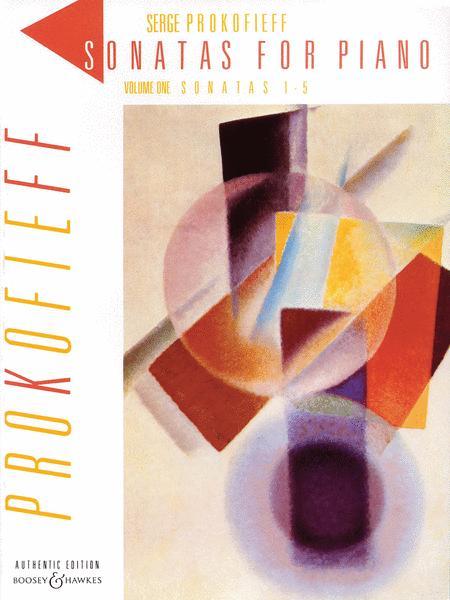 Piano Sonatas - Volume 1