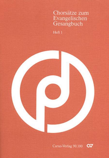 Chorsatze zum Evangelischen Gesangbuch