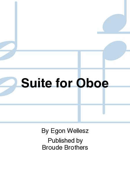 Suite for Oboe