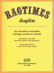 Ragtimes for Chamber Ensemble