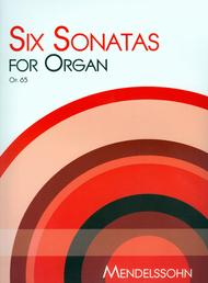 Six Sonatas for Organ