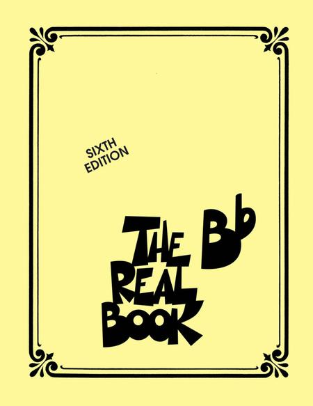The Real Book - Bb Edition