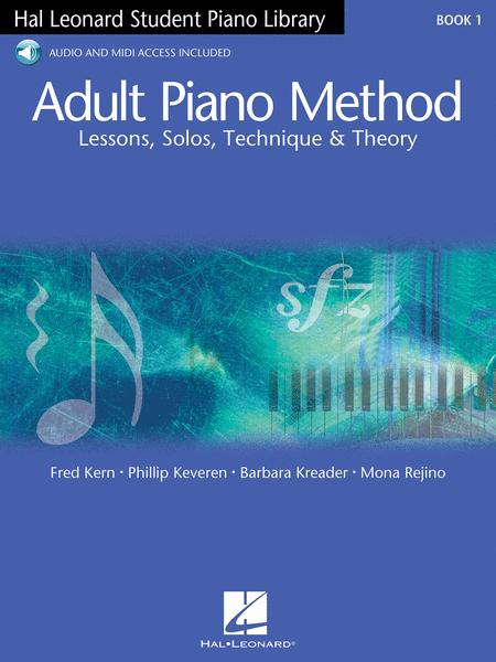 Adult Piano Method - Book 1