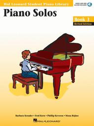 Piano Solos Book 3 - Revised Edition