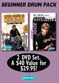 Tommy Igoe - Beginner Drum DVD Pack