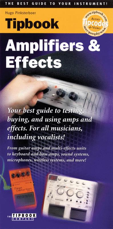 Tipbook - Amplifiers & Effects