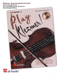 Play Klezmer! - Piano Accompaniment (Book only)
