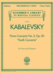 Piano Concerto No. 3, Op. 50 (Youth Concerto)