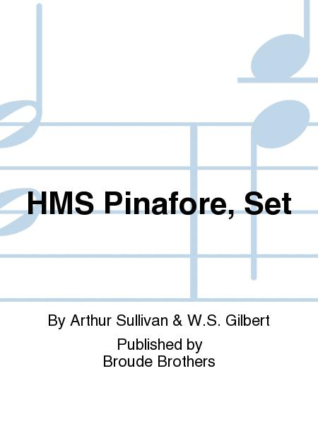 case report hms pinafore In the case of hms pinafore from the victorian to edwardian era however, the original lyrics are scrupulously adhered to and in monarch of the sea, sir joseph porter (john bolton-wood) and the cast in all their edwardian finery, still refer to his being the ruler of the queen's navee.