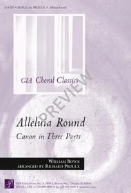 Alleluia Round