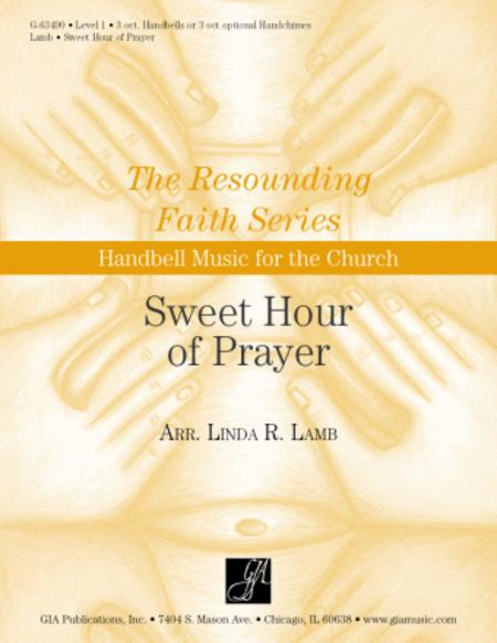 Sweet Hour of Prayer - Handbells