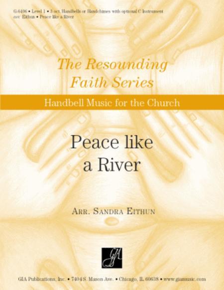 Peace like a River - Handbells