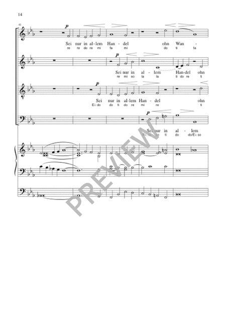 Geistliches Lied, Op. 30: Lass Dich Nur Nichts Nicht