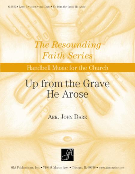 Up from the Grave He Arose - Handbells