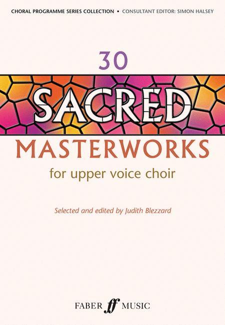 30 Sacred Masterworks