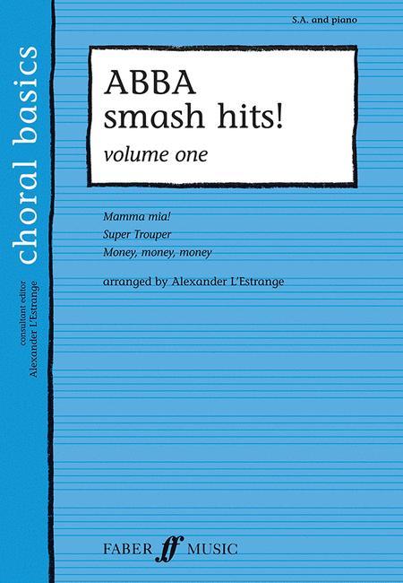 ABBA Smash Hits, volume 1 - SA