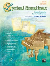 Lyrical Sonatinas, Book 1