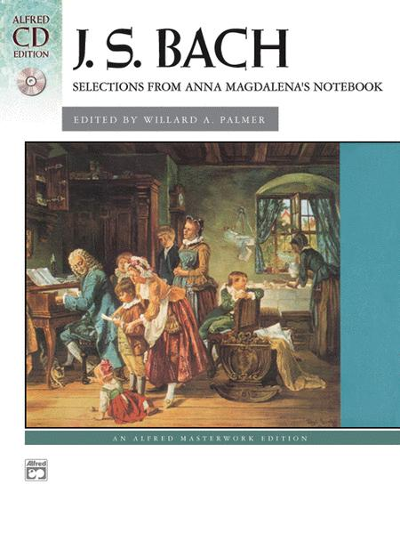 Bach -- Selections from Anna Magdalena's Notebook
