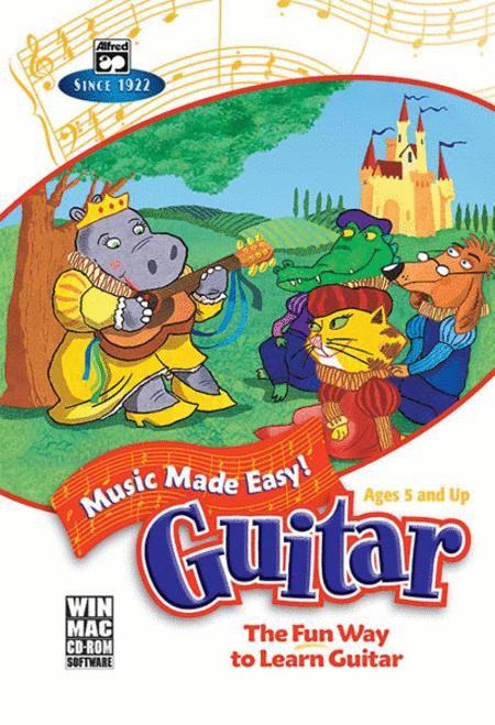 Music Made Easy -- Guitar