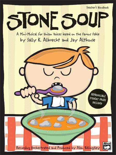 Stone Soup - Soundtrax CD (CD only)