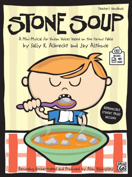 Stone Soup - CD Kit