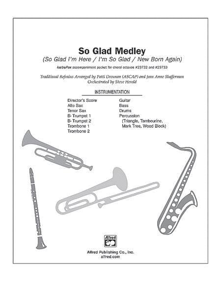 So Glad Medley