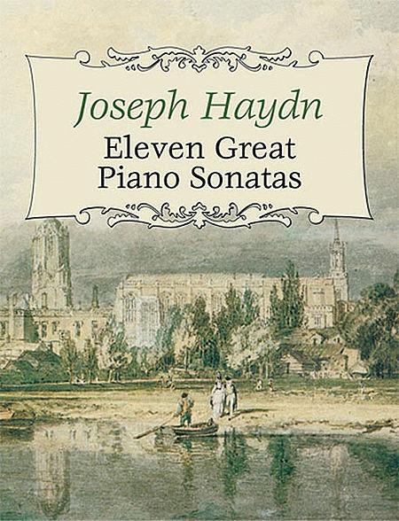 Eleven Great Piano Sonatas