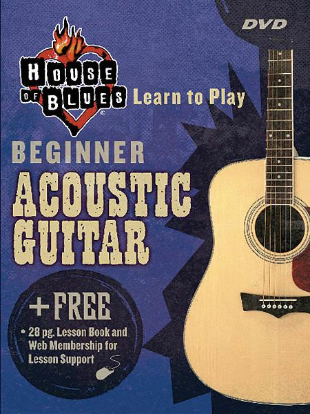 House of Blues - Beginner Acoustic Guitar