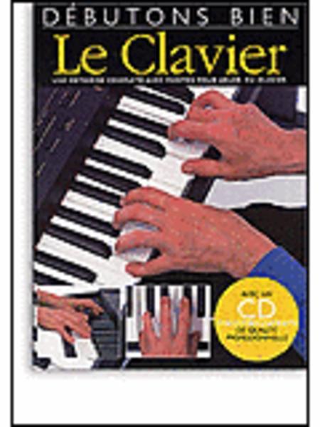 Debutons Bien: Le Clavier