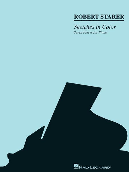 Robert Starer - Sketches in Color
