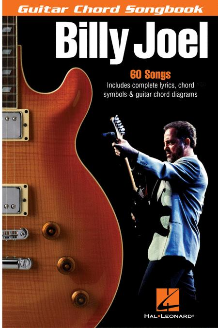 Billy Joel - Guitar Chord Songbook